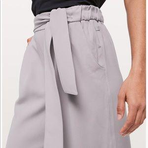 Lululemon Noir Pant in Silverscreen